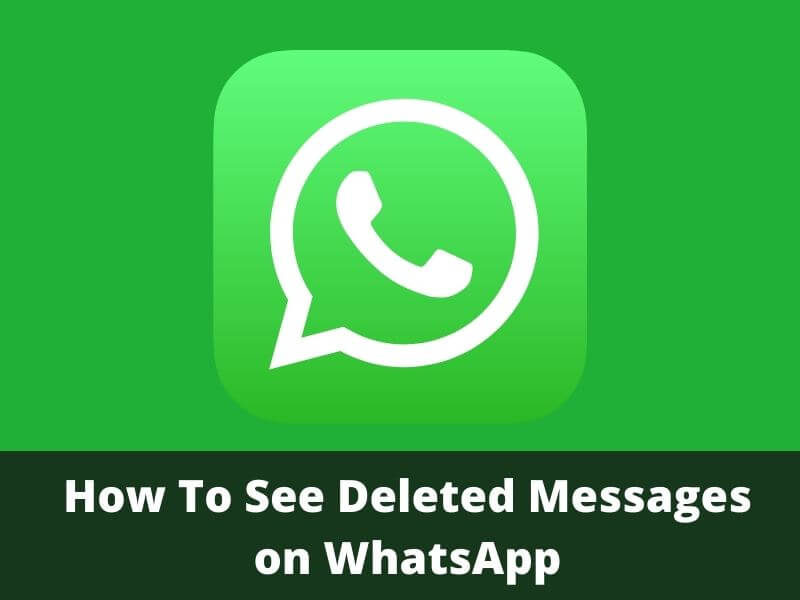How To See Deleted Messages on WhatsApp In Android and iPhone